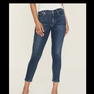 COH Rocket Highrise crop jeans